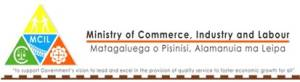 Ministry of Commerce Industry & Labour