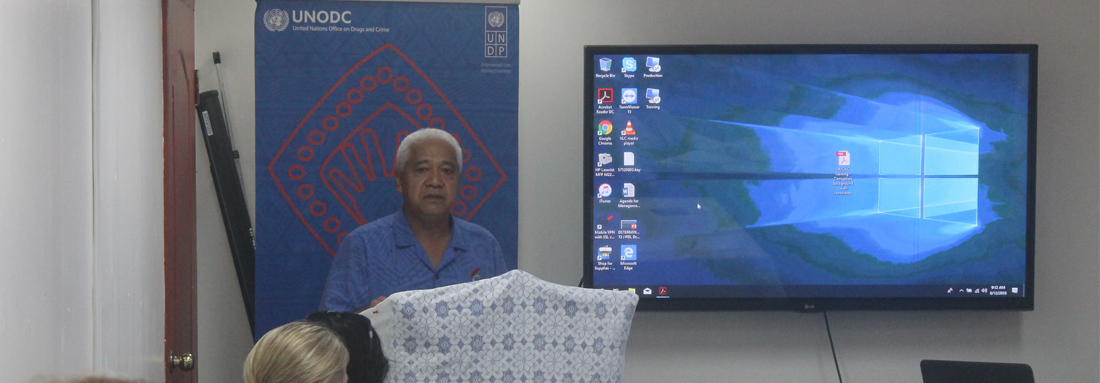 Samoa prepares for First Review following its recent Accession to the UNCAC
