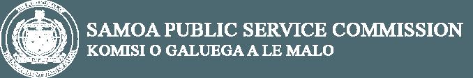 Samoa PSC – Samoa Public Service Commission