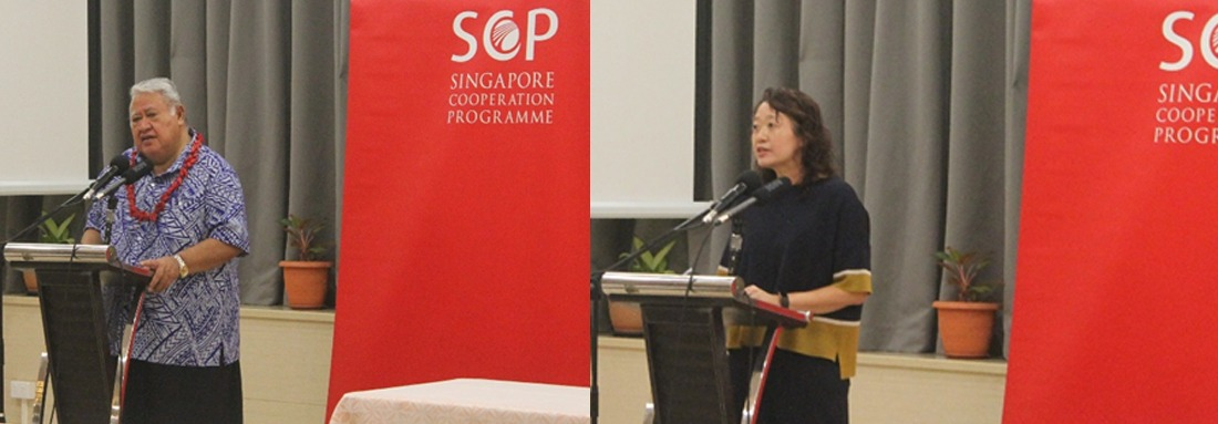 Singapore lends assistance in Human Resource Management and Development for Senior Executives in the Public Sector
