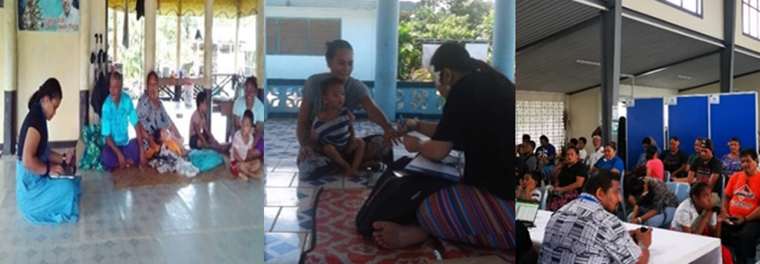 Three Major Surveys Conducted by the Samoa Bureau of Statistics for Samoa